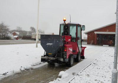 Winterdienststreuer