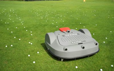 Golfballsammler