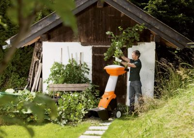Elektro-Gartenhäcksler STIHL GHE 375