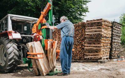 Holzspalter & Sägemaschinen