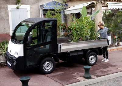 MEGA Elektro-Transporter