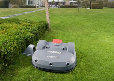 der leistungsstärkste Robotermäher der Welt: Echo TM-2000