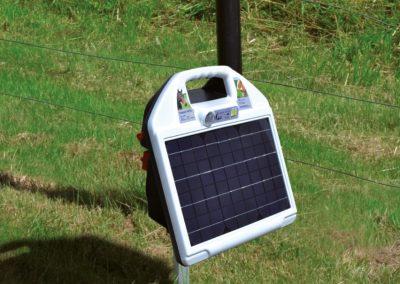 Elektrozaungrät horizont farmer AS50 mit Sonnenenergie-Nutzung
