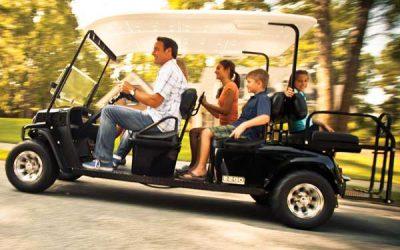 Golfcarts & Mehrzweckfahrzeuge