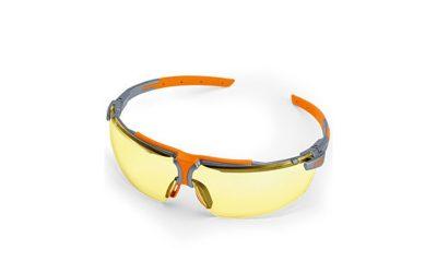 STIHL Schutzbrille CONCEPT, gelb + klar