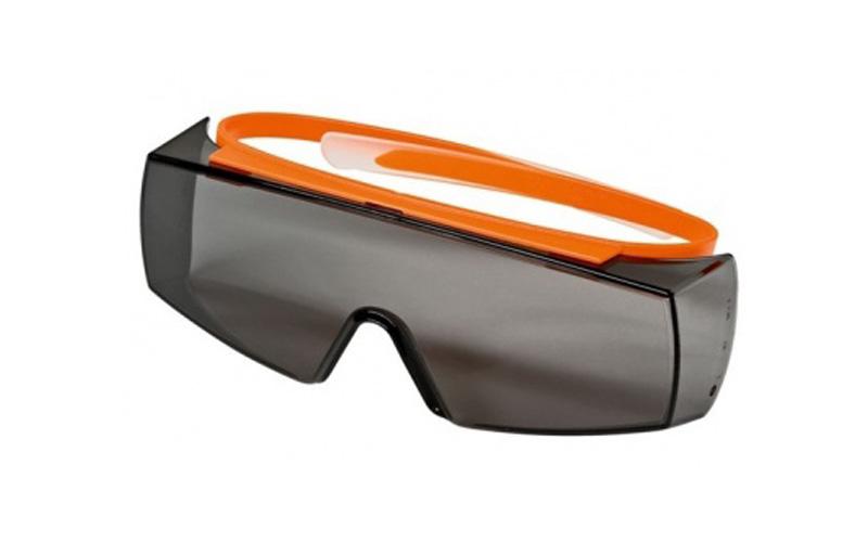 STIHL Schutzbrille Super OTG, getönt