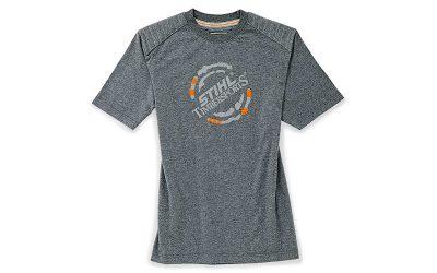 STIHL Timbersports T-Shirt, grau
